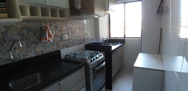 Ap. 3/4 mobiliado,decorado, eletrodomésticos, moveis sob medida, próximo do centro - Foto 10