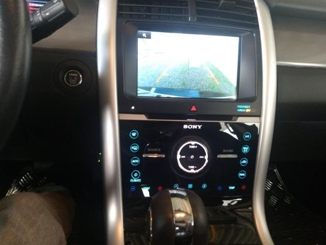 Proprietário vende Ford Edge 3.5 V 6 fwd impecável com Kit Gás 5º Geração ? 2014 /2014 - Foto 16