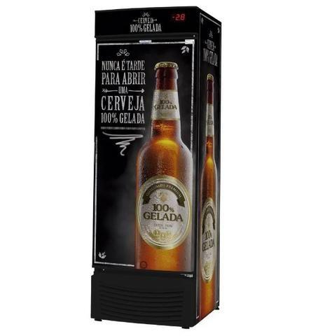 Cervejeira modelos porta de vidro e porta cega - Foto 2