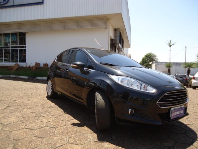 Ford New Fiesta Titanium 1.6 at 16/16 - Foto 2