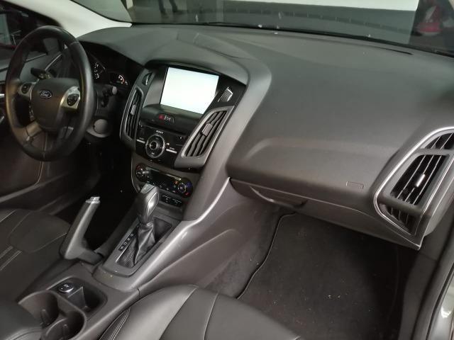 Focus sedan titanium plus 2.0 flex automatico/completo!!!!! - Foto 8