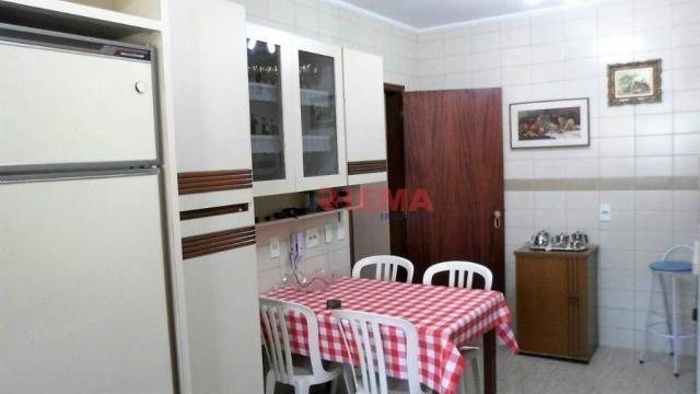 Apartamento com 3 dormitórios à venda, 180 m² por R$ 925.000,00 - Gonzaga - Santos/SP - Foto 6