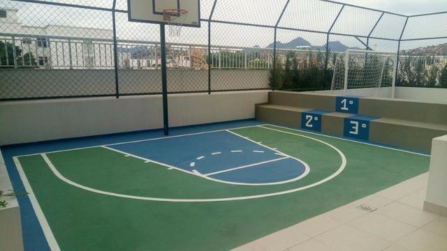 AR   Olaria   Seleto Residencial   Apartamento 3 Quartos, 1 suíte com 70 m² - Foto 12