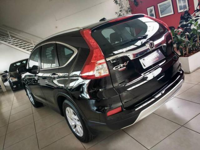 Honda CRV EXL 2.0 4X4 FLEX AUTOMÁTICA  - Foto 15