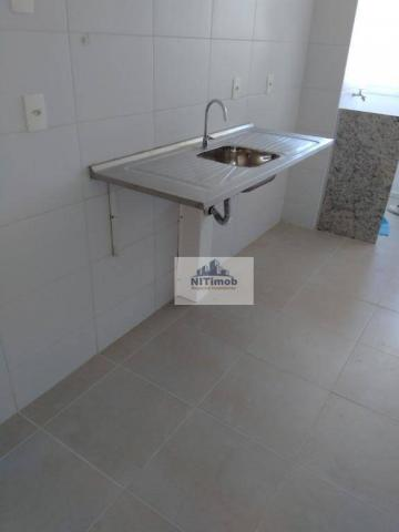 Ótimo apartamento no Condomínio Portal do Verde em Pendotiba na Estrada Caetano Monteiro 4 - Foto 2