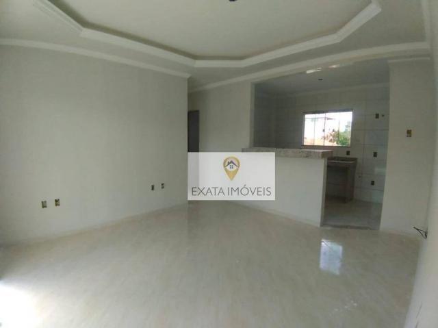 Apartamento 2 quartos com suíte, baixo condomínio e próximo a rodovia, Recreio/Ouro Verde - Foto 3
