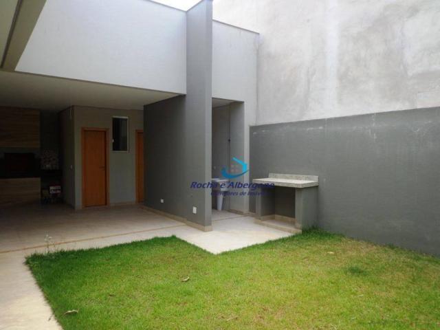 Casa térrea no Condomínio Royal Forest, Fase 1,com 3 suítes. Estuda pegar imóvel de menor  - Foto 9