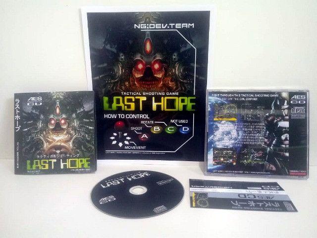 Jogos réplicas para Neo Geo CD - Foto 5