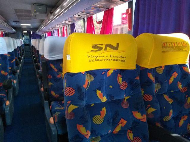 Ônibus Executivo Scania k124 confort ship - Foto 5