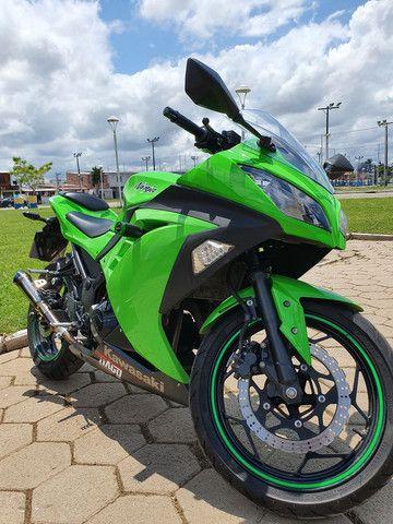 Ninja 300 - 26km - Moto Impecável De Final De Semana!