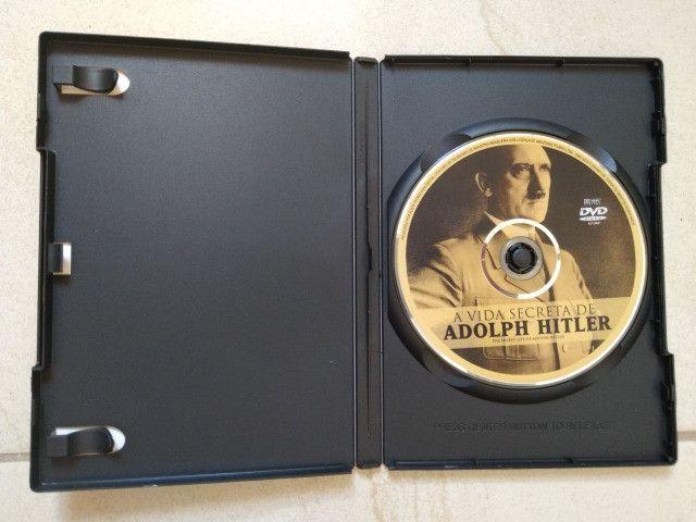 DVD documentário A Vida Secreta de Adolf Hitler. Coleção Grandes Guerras - Foto 3