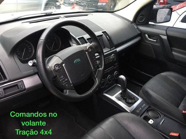 Land Rover Freelander 2013 S Turbo Diesel(sd4)2.2tb+4x4+aut/tip+absurdamente novíssima!!! - Foto 7