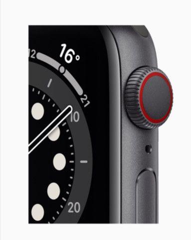 Apple Watch Serie 6 GPS 44MM novo lacrado - Foto 2