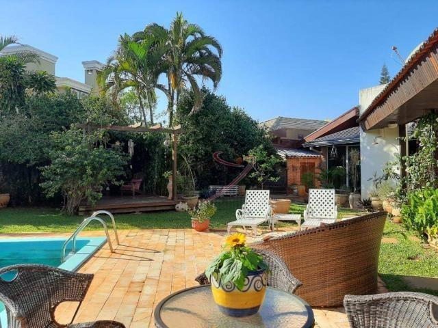 Sobrado com 5 dormitórios à venda, 470 m² por R$ 1.900.000,00 - Lago dos Cisnes - Foz do I - Foto 15