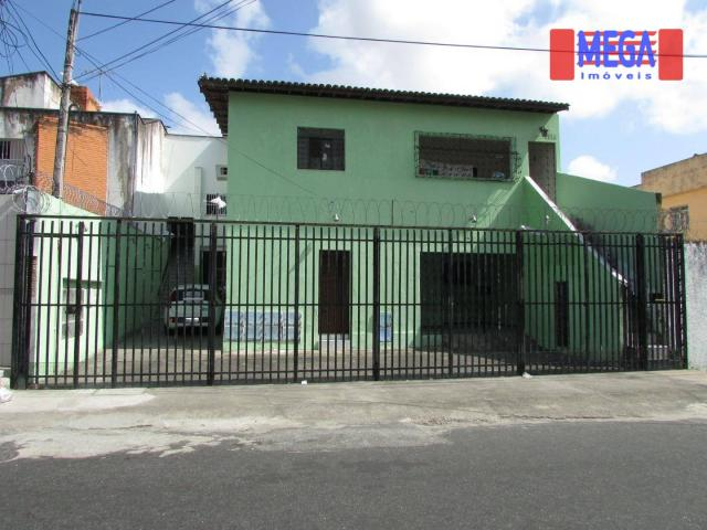 Apartamento com 1 quarto para alugar, próximo à Av. Jovita Feitosa
