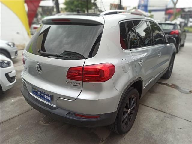 Volkswagen Tiguan 2.0 tsi 16v turbo gasolina 4p tiptronic - Foto 5