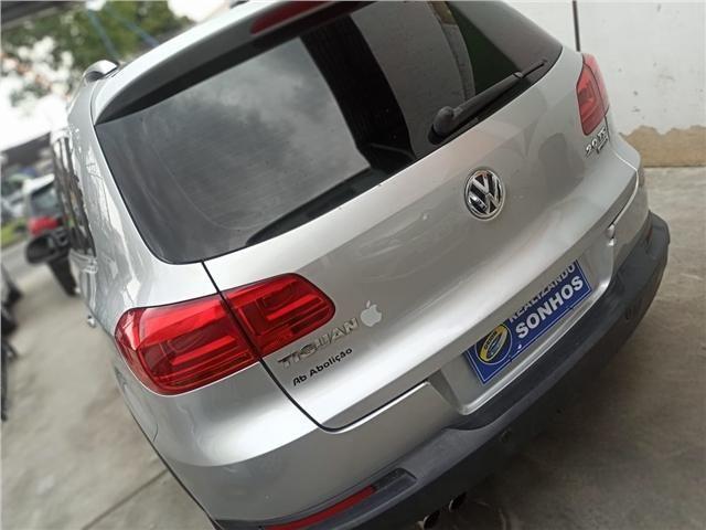 Volkswagen Tiguan 2.0 tsi 16v turbo gasolina 4p tiptronic - Foto 8