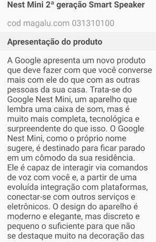 Google Nest Mini 2  - Foto 3