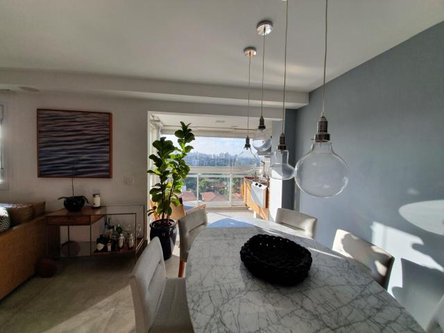Aconchegante Apartamento no Alto de Pinheiros, com 1 quarto, sendo 1 suíte, 2 vagas e área - Foto 20