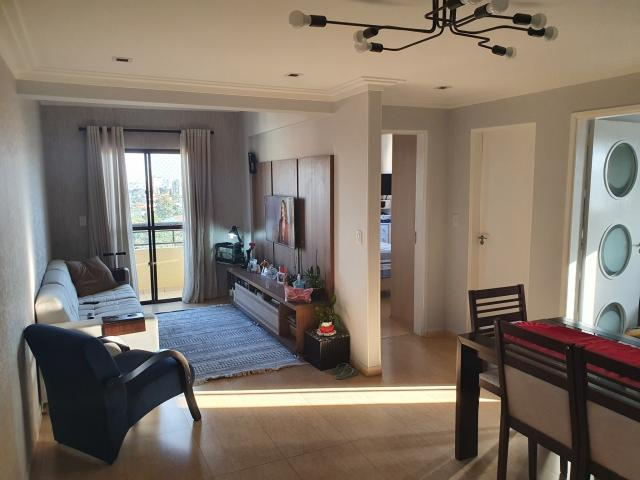 Apartamento em Vila Rosália, com 2 quartos, sendo 1 suíte e área útil de 74 m²