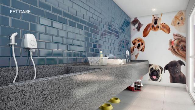 Apartamento em Picanço, com 2 quartos, sendo 1 suíte e área útil de 61 m² - Foto 3