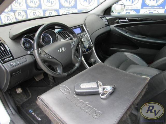 SONATA 2011/2012 2.4 MPFI I4 16V 182CV GASOLINA 4P AUTOMÁTICO - Foto 6