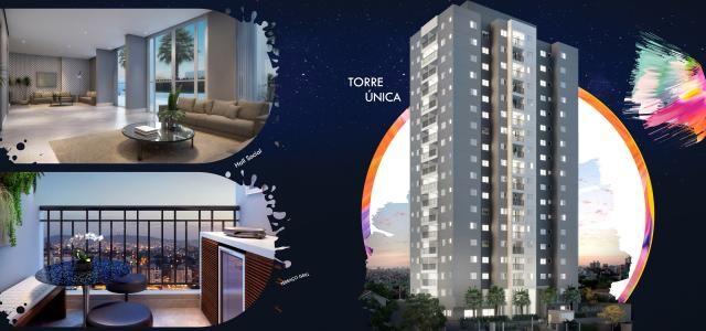 Apartamento em Picanço, com 2 quartos, sendo 1 suíte e área útil de 61 m²