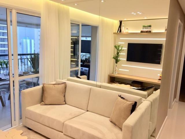 Apartamento em Picanço, com 3 quartos, sendo 3 suítes e área útil de 123 m² - Foto 2