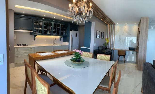 Apartamento no Jardim Flor da Montanha, com 3 quartos, sendo 3 suítes e área útil de 122 m - Foto 10