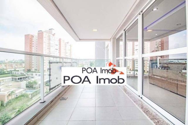 Apartamento com 2 dormitórios à venda, 114 m² por R$ 964.000,00 - Jardim do Salso - Porto  - Foto 4
