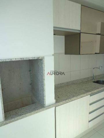 Apartamento com 2 dormitórios para alugar, 52 m² por R$ 1.300,00/mês - Vila Brasil - Londr - Foto 8