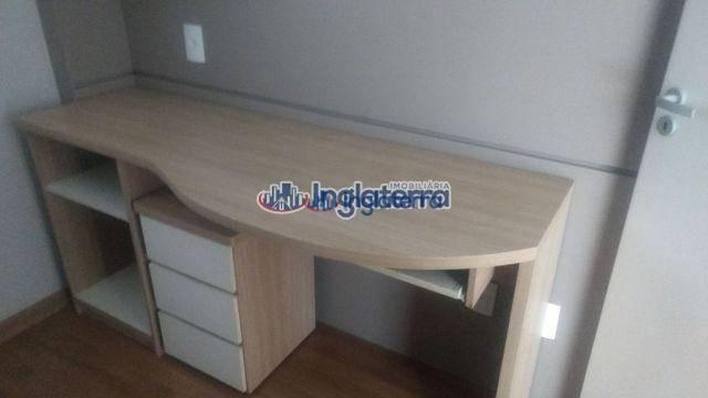 Apartamento com 3 dormitórios à venda, 75 m² por R$ 295.000 - Vale dos Tucanos - Londrina/ - Foto 12