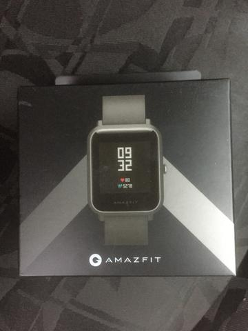Relógio Xiaomi Amazfit