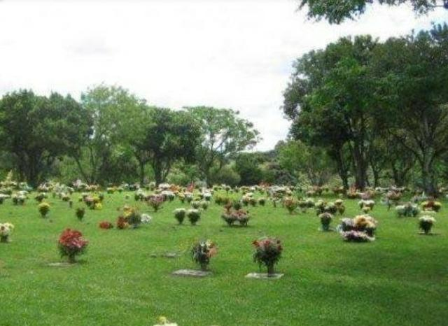 Cemitério parque iguaçu