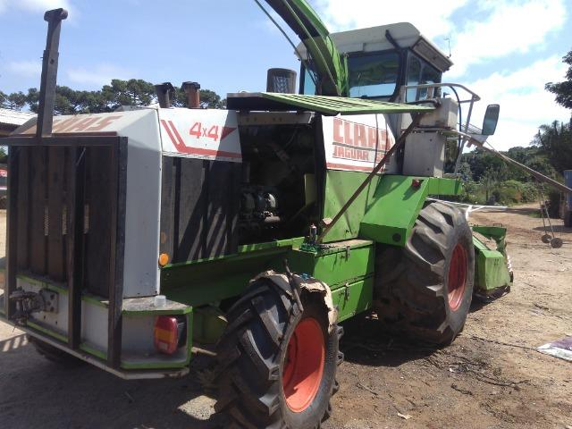 Forrageira Claas - Foto 2