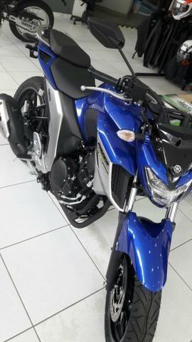 Entrada de R$ 4100 + 48x 598 Yamaha Fazer 250cc ABS 21/21 Imperdível - Foto 10