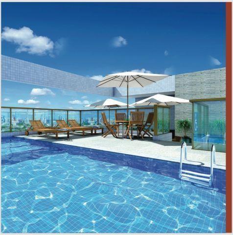 Com 78,6m² seu novo apartamento é na Ponta Verde - Foto 4