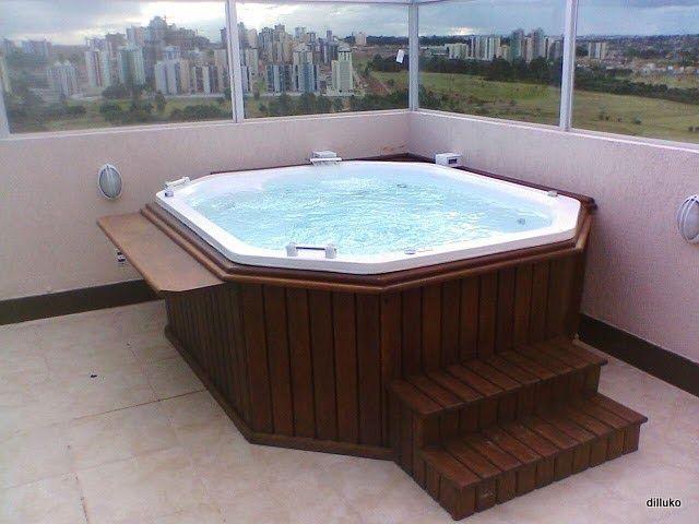 Manutenção de banheira spa ofuro e piscina - Foto 3