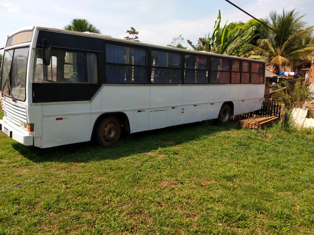 Ônibus MB 1318