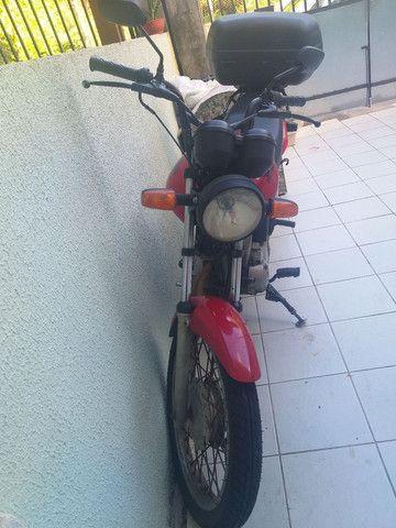 Moto cg fan125 50 mil km 4.500 - Foto 3