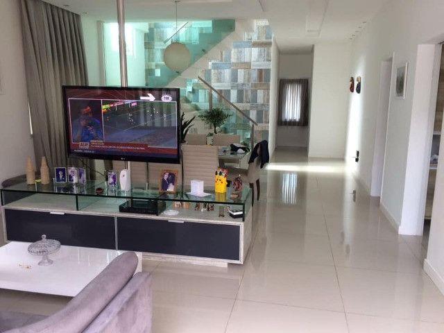 Casa em Cond. Aldeia c/ 300m² 5 Quartos 2 Vagas + Piscina e Gourmet - Foto 5