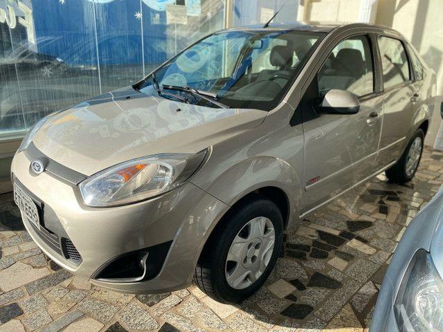 Fiesta sedan 10/11 1.6 Completo ! - Foto 2