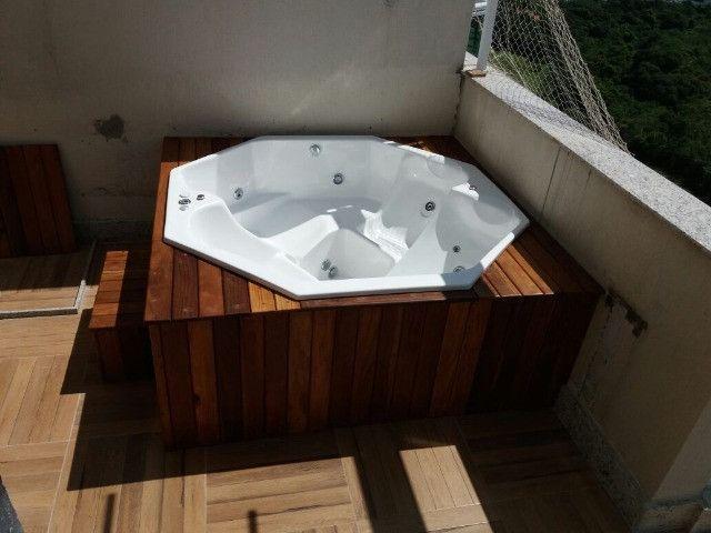 Manutenção de banheira spa ofuro e piscina - Foto 2