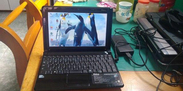 Netbook Philco 2 GB, para estudantes