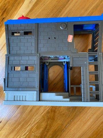 Prisão Gotham city jail Imaginext  - Foto 3
