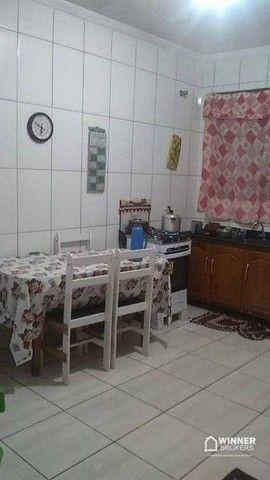 Casa com 2 dormitórios à venda, 57 m² por R$ 50.000,00 - Sao Jorge - Paiçandu/PR - Foto 2