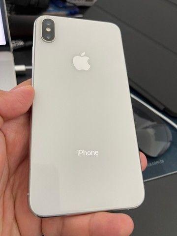 "IPhone XS Max Branco 256GB Hexa Core, 4GB Ram, Tela 6.5"", 2Câm 12MP - Foto 5"