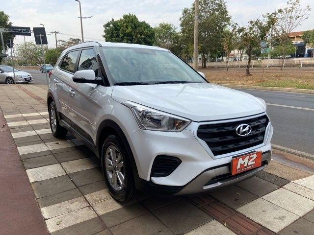 Hyundai creta 2018 1.6 16v flex attitude automÁtico