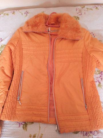 Jaqueta laranja