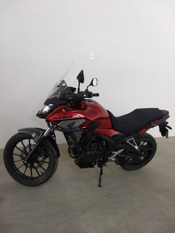 Honda CB 500X 2022 !